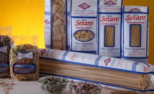 SETARO Pastificio, Italien
