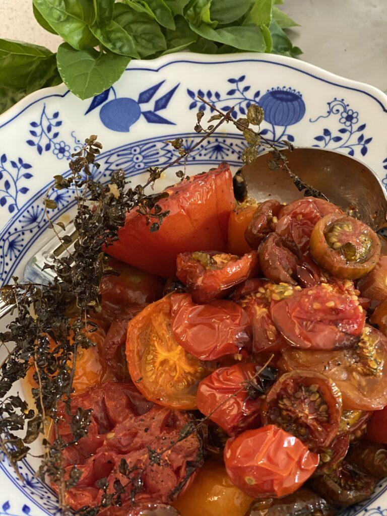 Umwerfende Tomatensauce